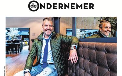 Eigenaar Topshelf Media – Martin Planken – in het Algemeen Dagblad