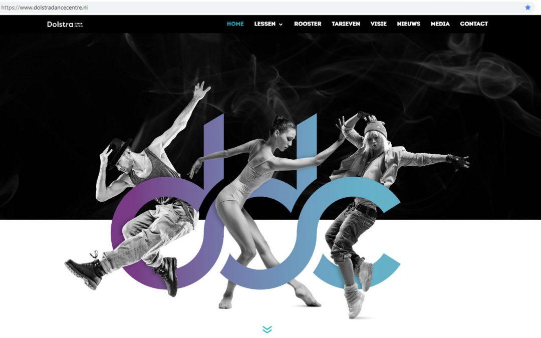 Dolstra Dance Centre lanceert nieuwe website