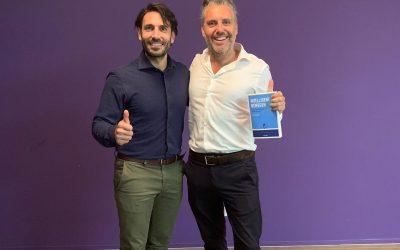 Review netwerkevent 25-09-2019 met Fabio D'Agata van SPAT Verandert
