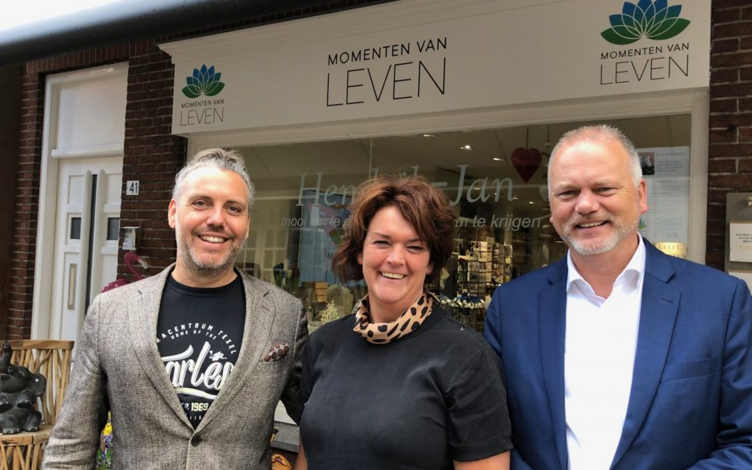 De winkel 'Momenten van Leven' wordt Official Partner van Fotowedstrijd IJsselstein 2019